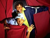 What Kenan and Kel used to look like